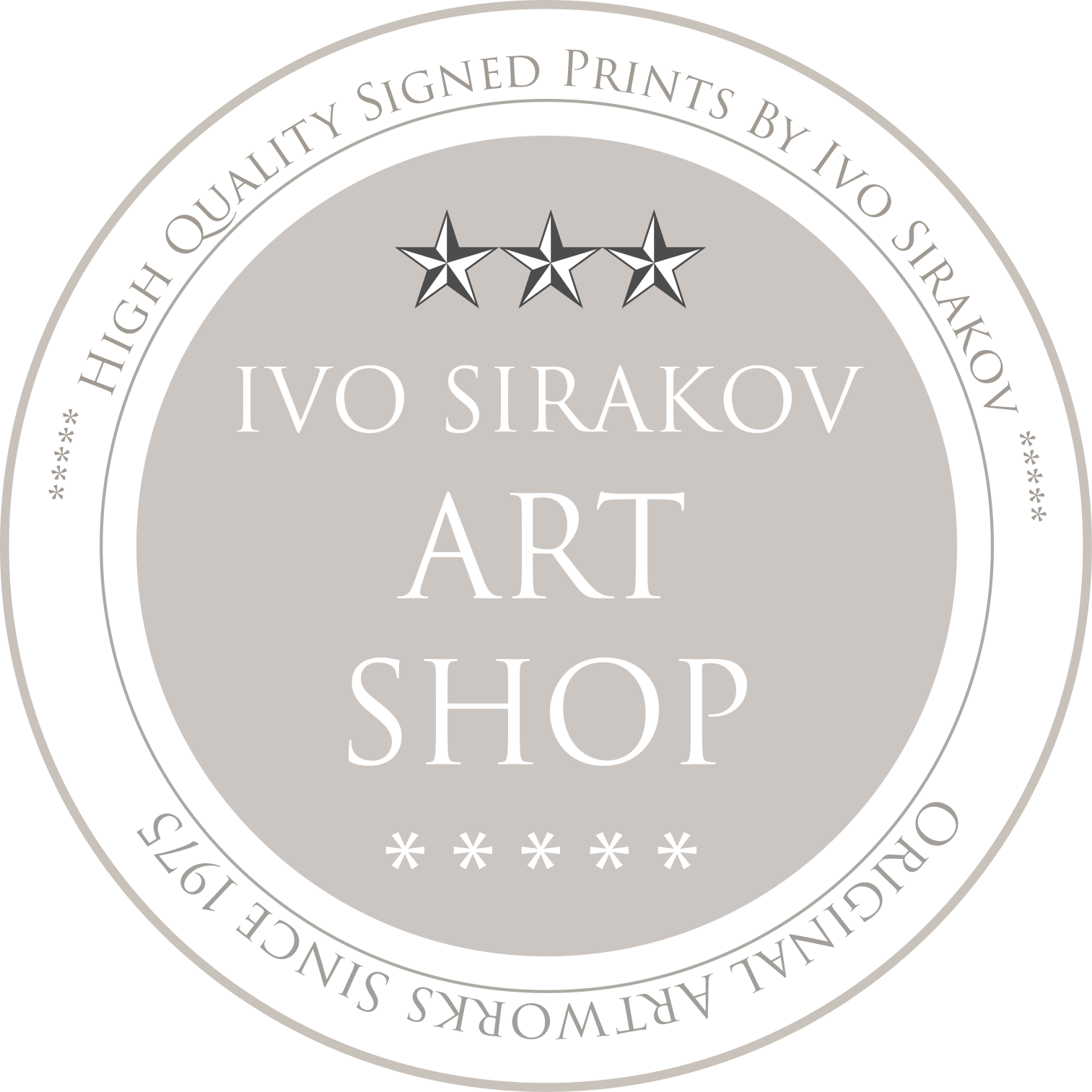 Sirakov art shop
